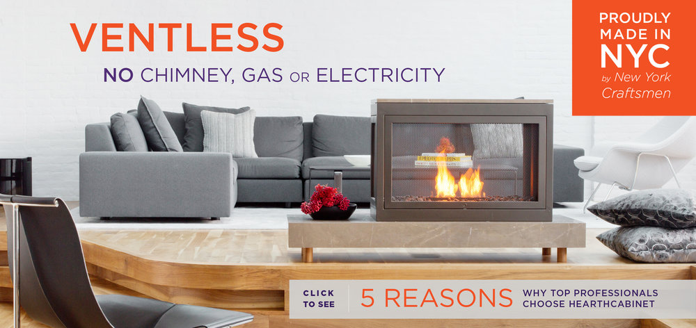 Fireplaces Nyc No Chimney Fireplaces Ventless