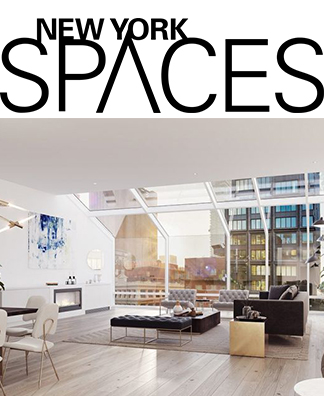 June 2016 <br> #New York Spaces