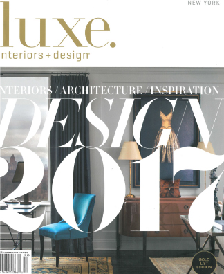 Luxe Magazine <br> #January/February 2017
