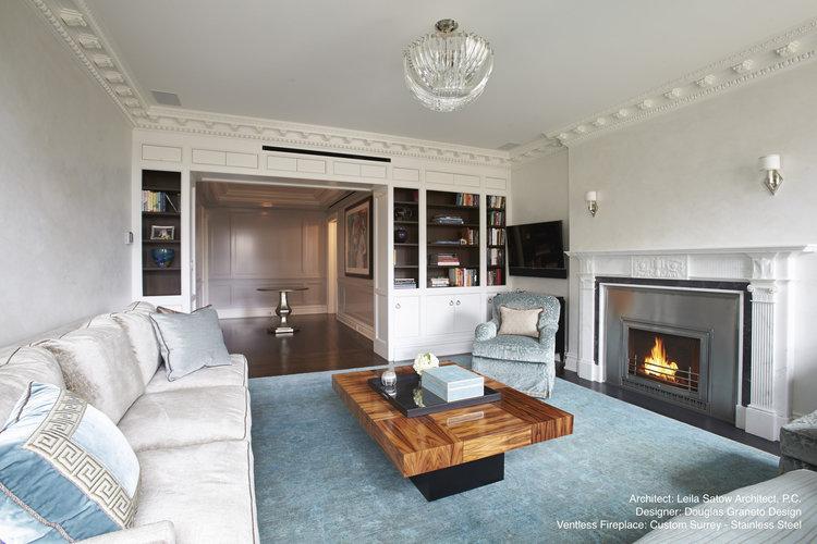 Luxury Interior Design: Fireplace Design Ideas