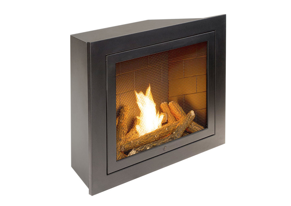 Small fireplace insert small gel fireplaces by hearthcabinet for Alcohol gel fireplace