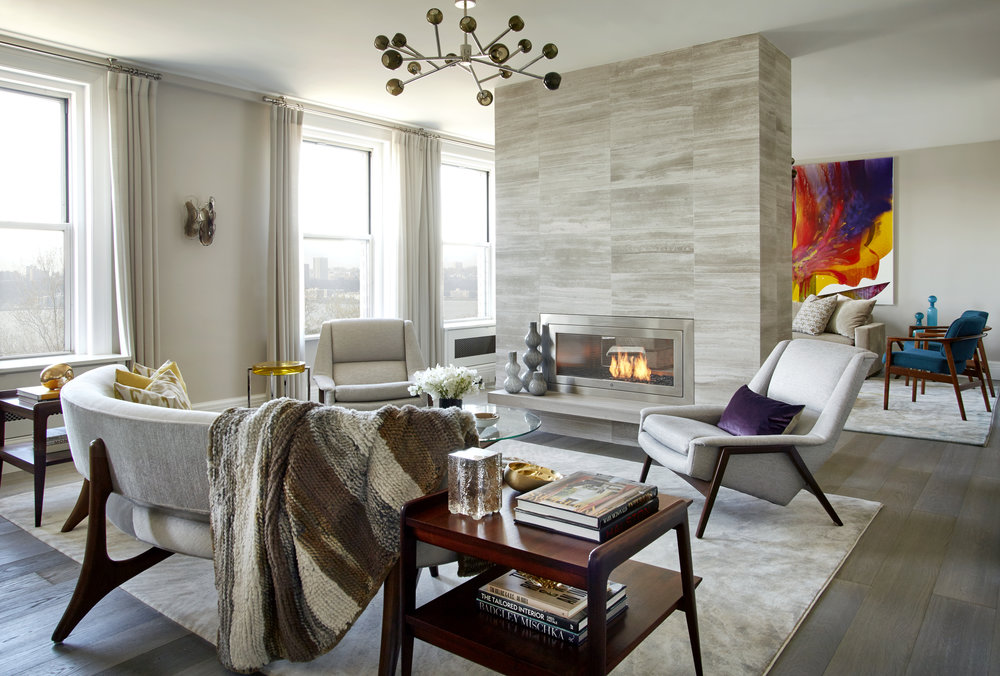 Upper West Side Residence