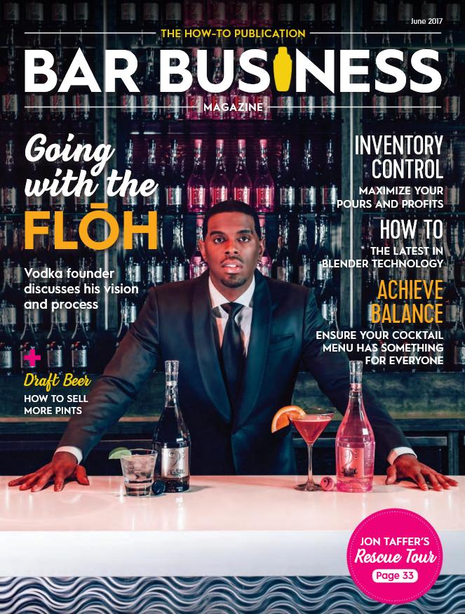 Bar Business <br> Magazine <br> #June 2017