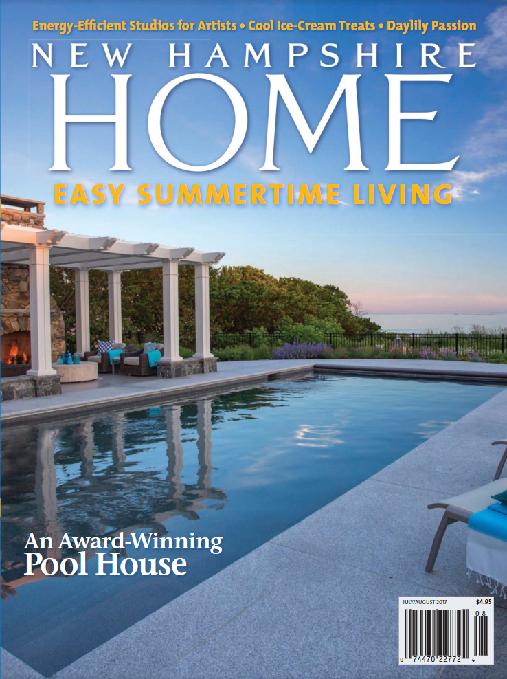 New Hampshire <br> Home <br> Magazine <br> #July 2017