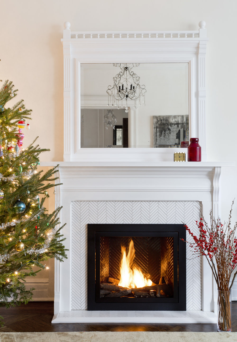 5 fireplace design trends for fall 2017