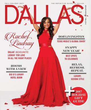 Dallas Hotel <br> Magazine <br> #Fall/Holiday 2017