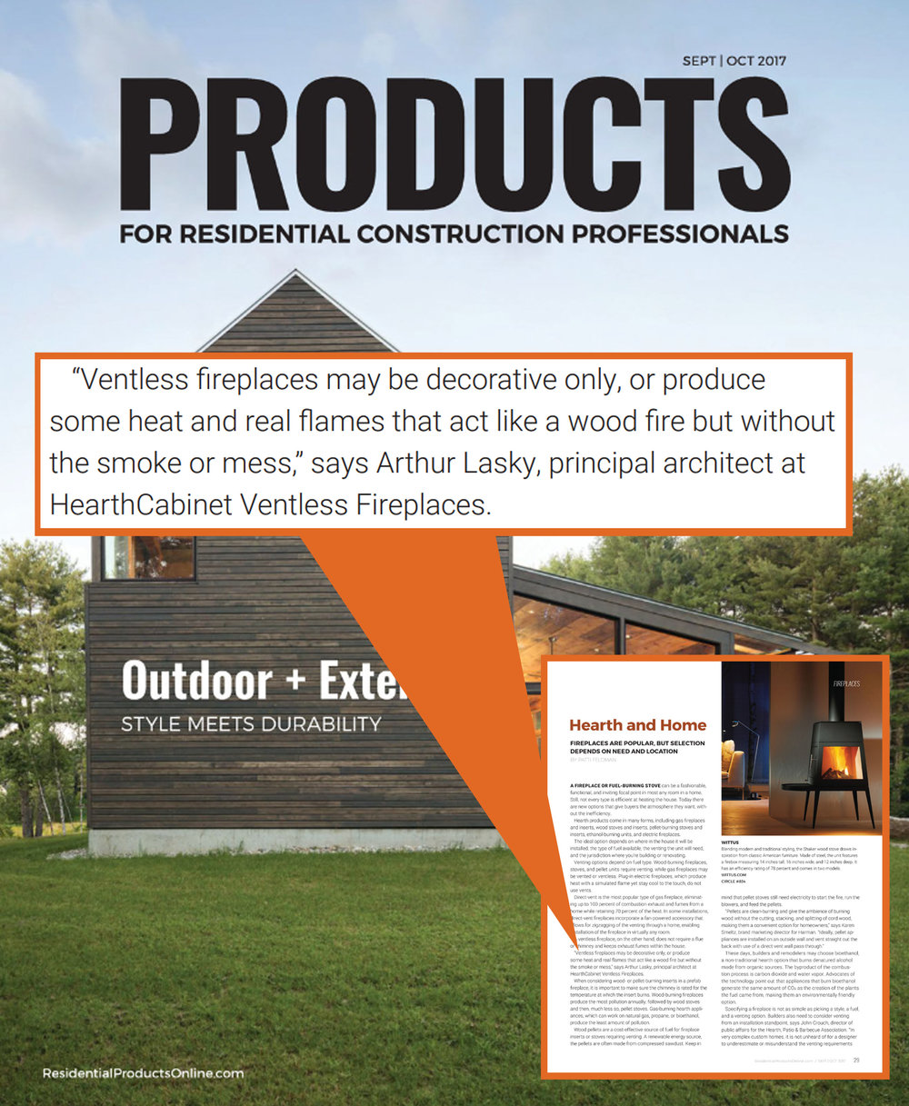 September / October Issue#Products Magazine