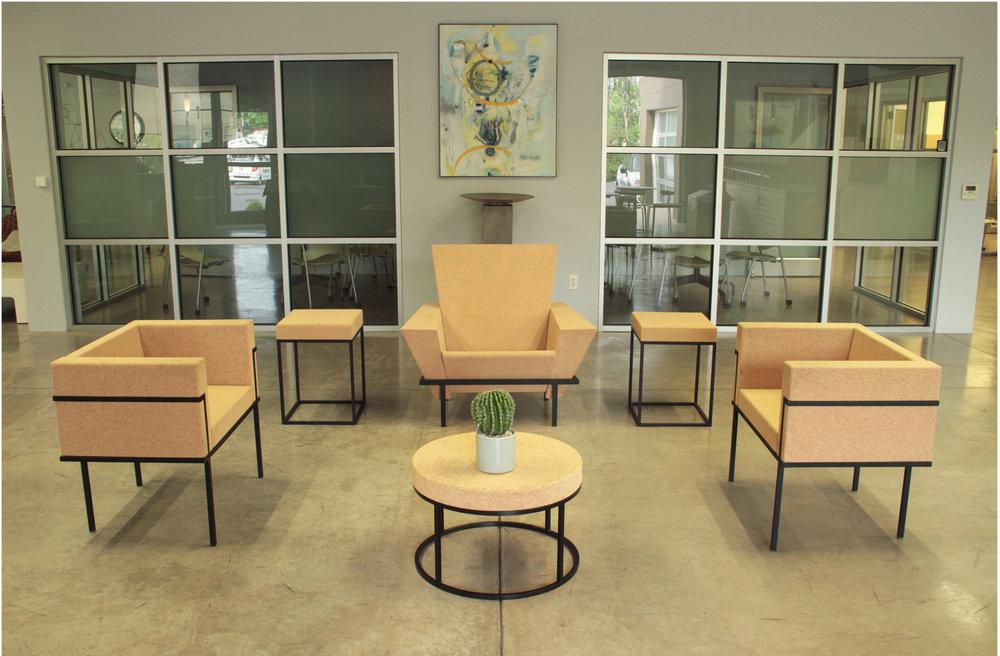 Eugene Stoltzfus Furniture Design: The Lisbon Collection