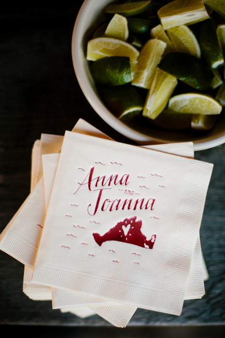 custom logo napkins