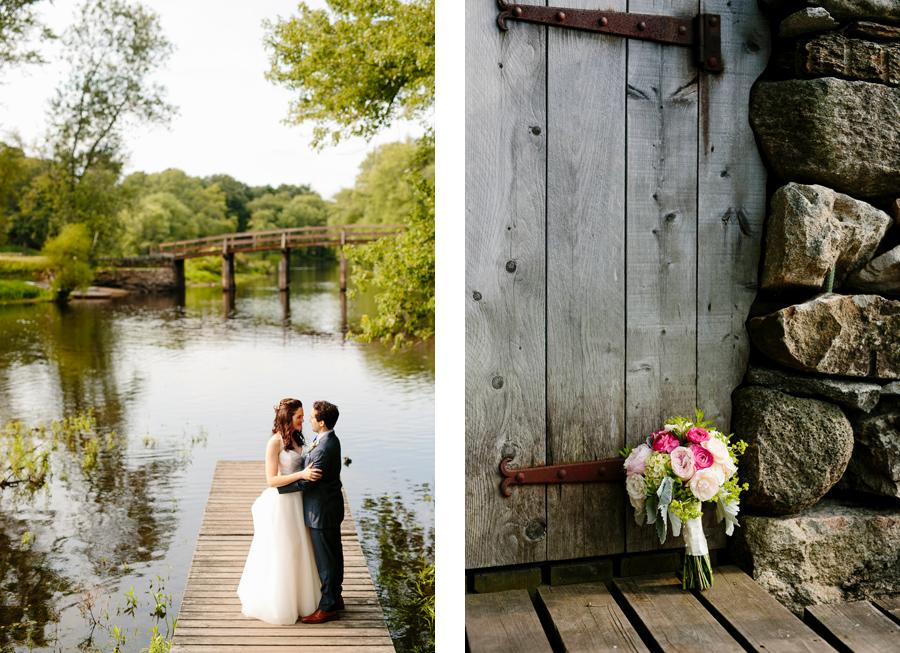 Cambridge restaurant wedding