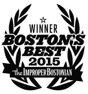 Best of Boston 2015 Wedding Photographer winner