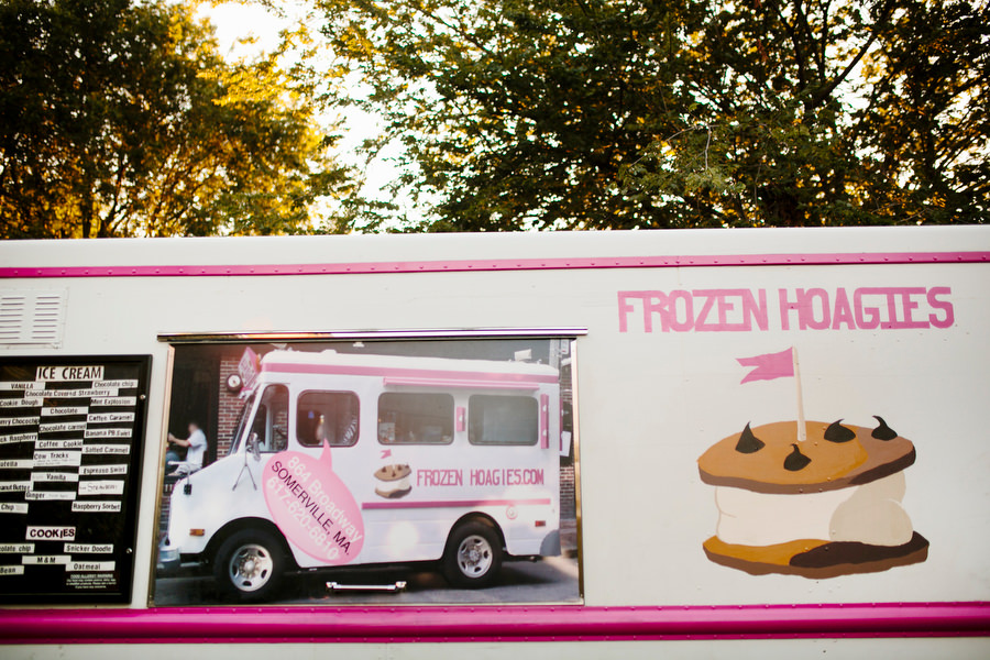 frozen hoagies food truck