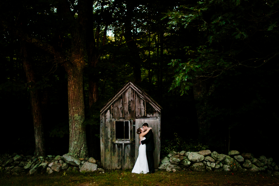 harrington farm wedding portraits