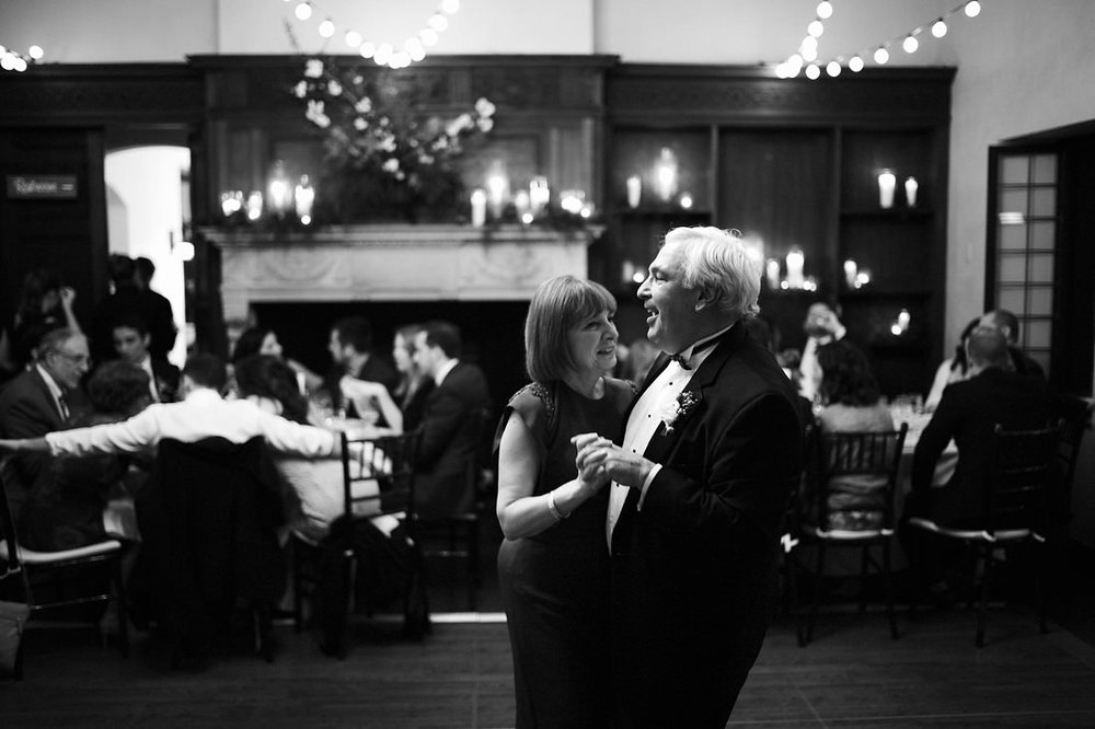 Two parents dancing at the willowdale estate, shot on a Leica monochrom 246