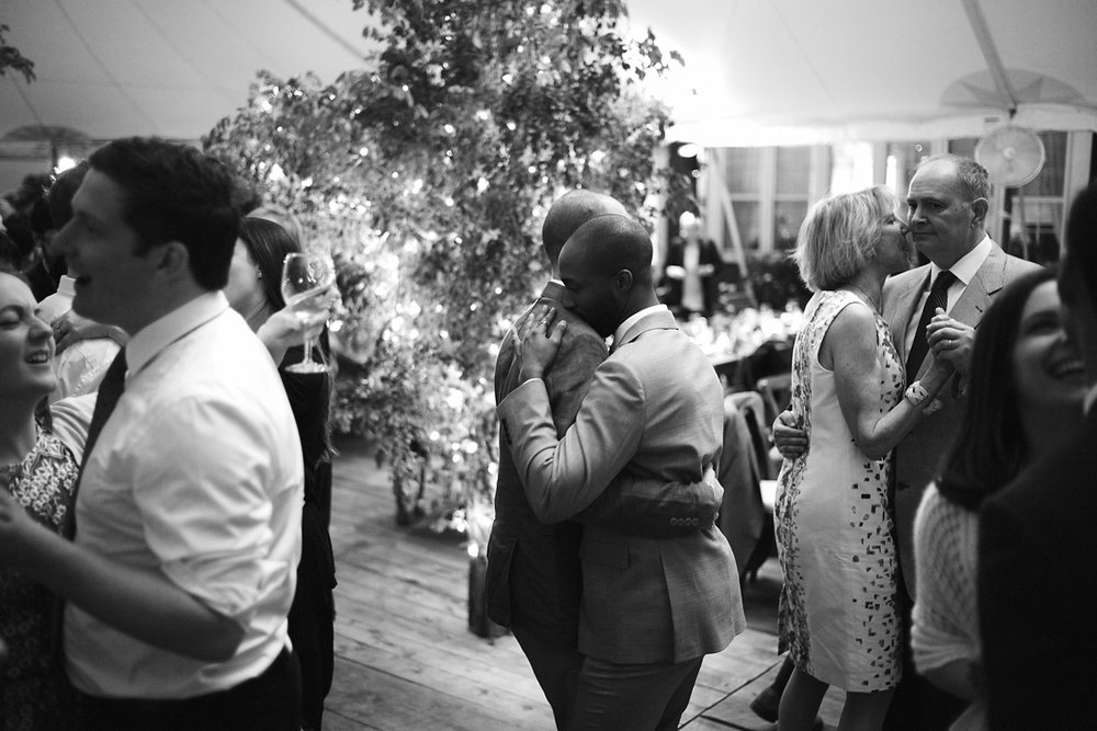 couples dancing at wedding reception in western massachusetts, stockbridge