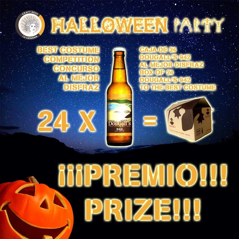 Halloween Prize / Premio Halloween