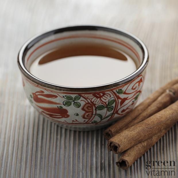 ORGANIC RED ROOIBOS TEA& CINNAMON KOMBUCHA