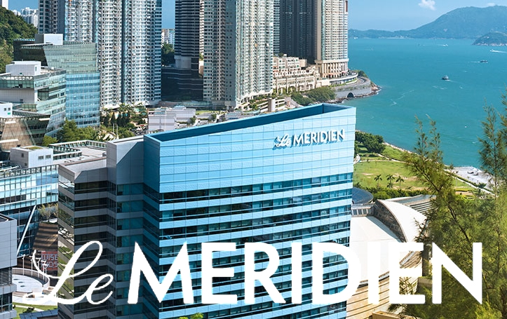 Le MERIDIEN HOTEL   100 CYBERPORT RD CYBERPORT 1, HONG KONG