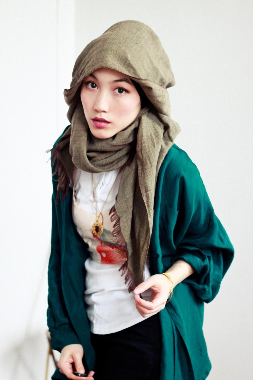 Koleksi foto hana tajima simpson terbaru razya4greatlife Hijab fashion style hana tajima