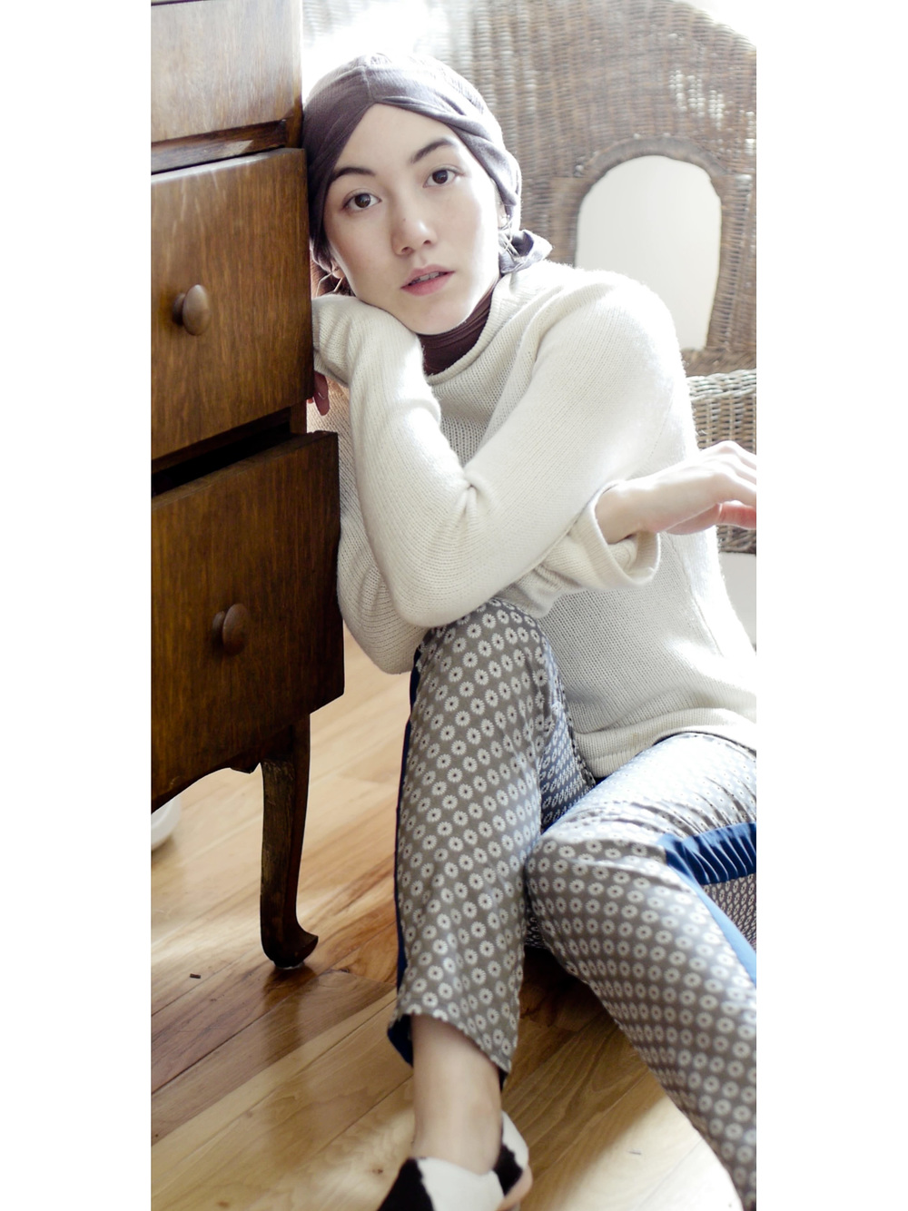 Uniqlo x Hana Tajima Spring 2016