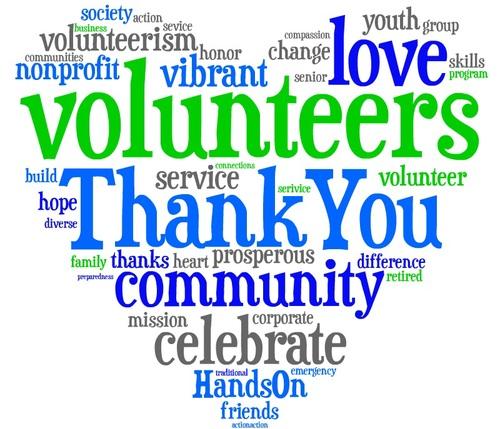 volunteer experience