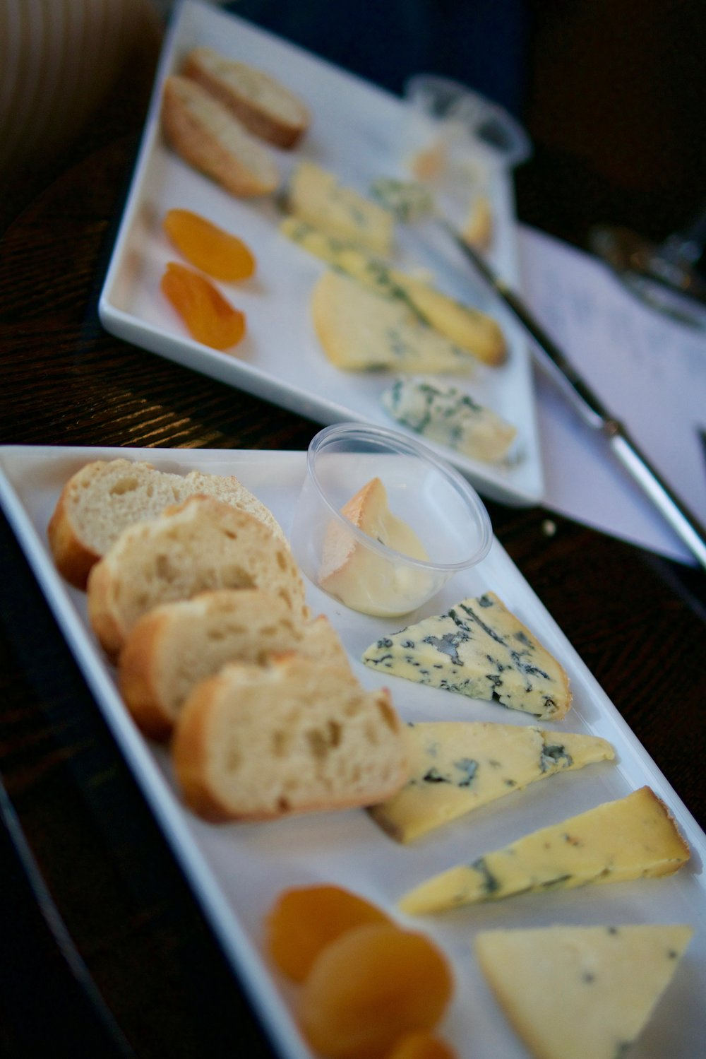 CHEESE CLASSES  We began hosting monthly cheese classes back in 2005. They quickly gained in popularity and we soon offered two seatings each month. Led by Kathryn, they feature 5 cheeses from a particular region with an optional paired wine and are a great and tasty way to gather with friends or have a date night while getting to learn a little more about the amazing world of cheese!