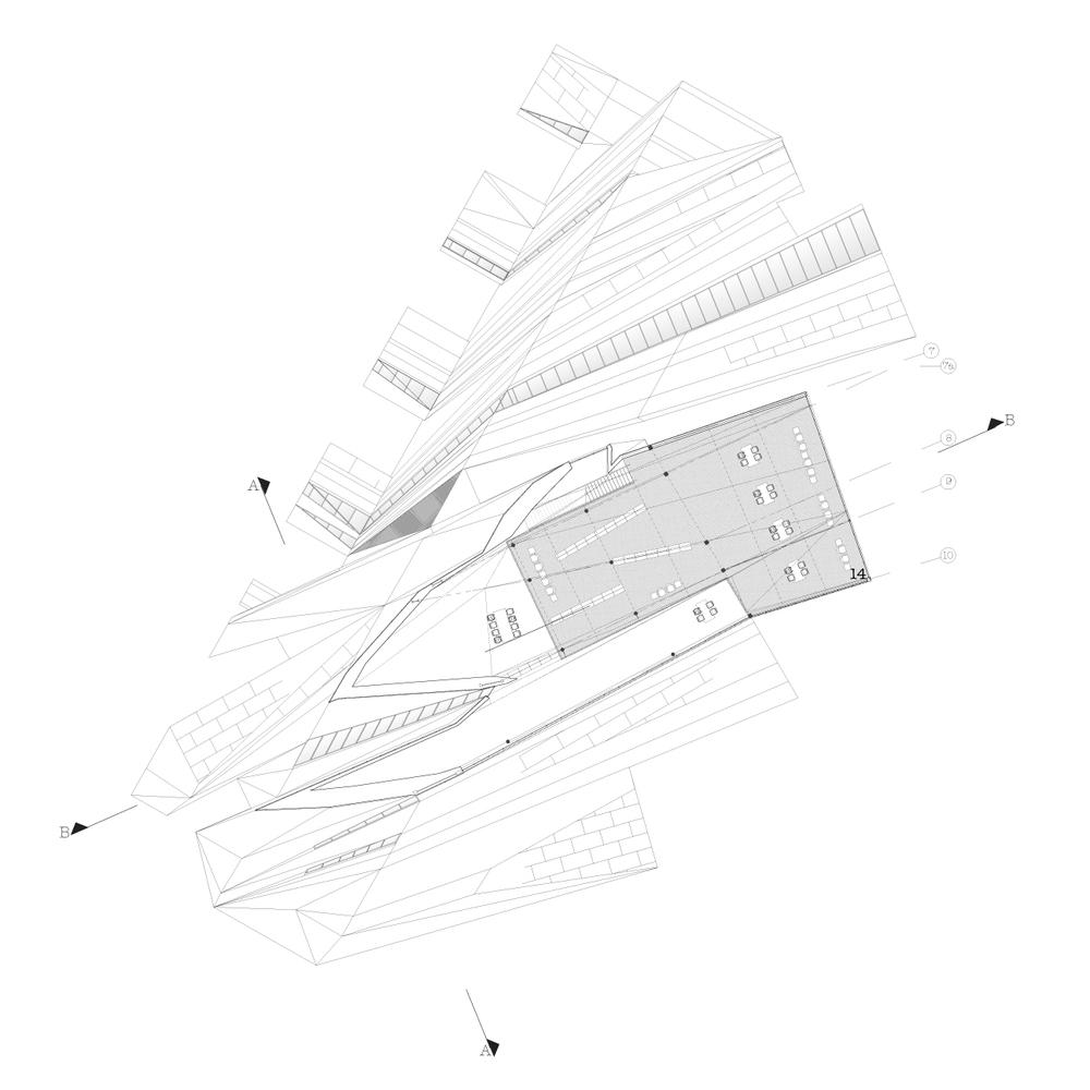 Plan / Mezzanine
