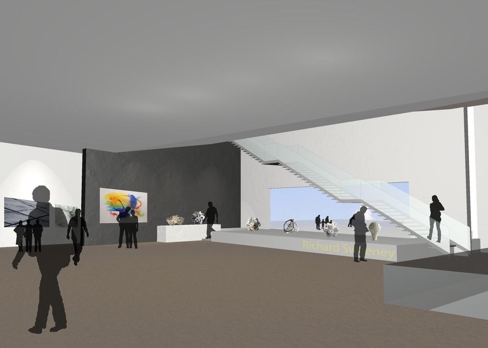 Perspective // 4th Floor Gallery