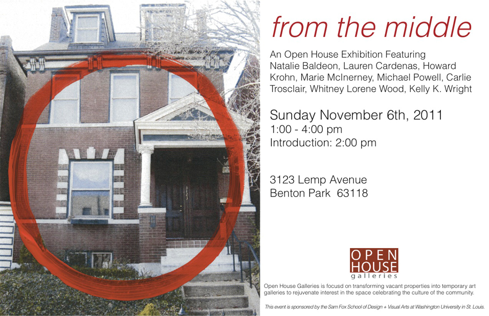 Selected Open House Exhibition