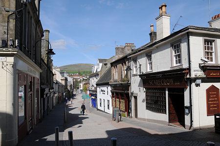 Kilsyth, Main Street, Stirlingshire