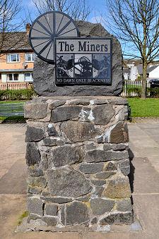 Miners Memorial, Kilsyth