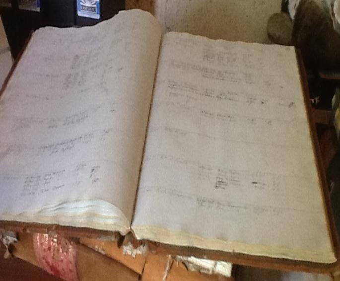 Beath Parish Burial records