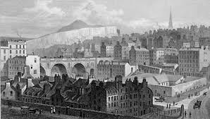 Old World, Edinburgh, Scotland