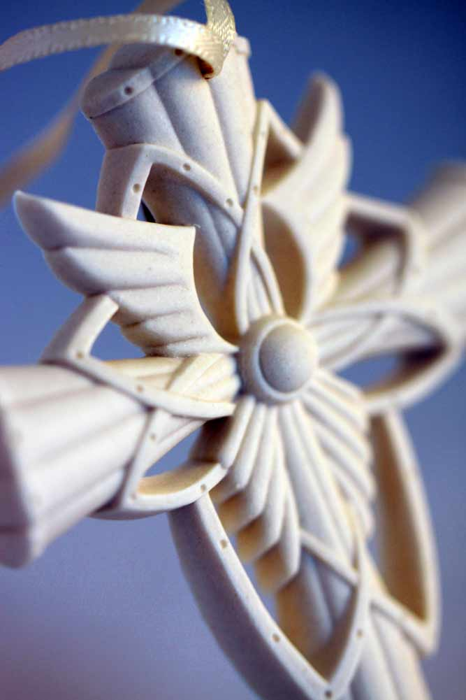 beneath-his-wings-psalm-91-porcelain-cross-ornament