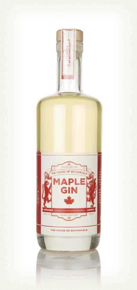 House Of Botanical Maple Gin