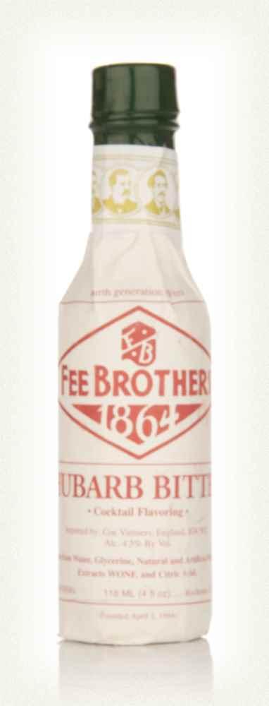 Fee Brothers' Rhubarb Bitters