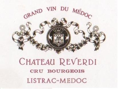 chateau reverdi cru bourgeois bordeaux vignette cellars. Black Bedroom Furniture Sets. Home Design Ideas