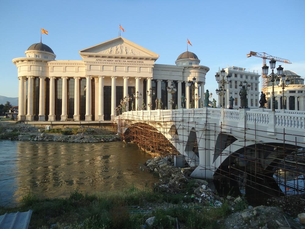Neoclassical facades