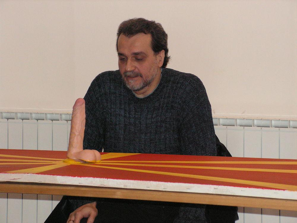 Aleksandar Stankovski, Penetration in EU, 2005
