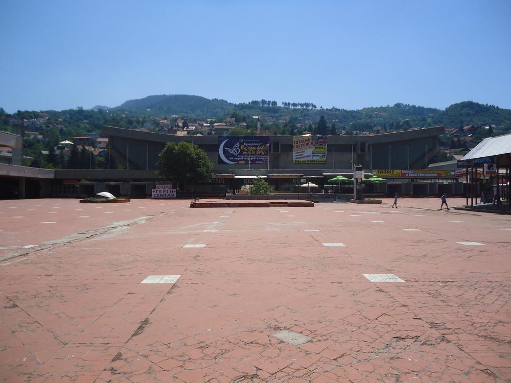 Skenderija Center