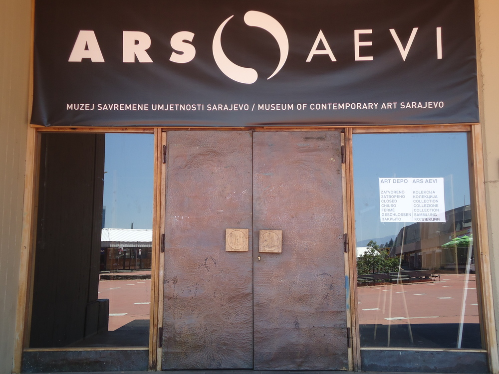 Ars Aevi, Museum of Contemporary Art: closed for business