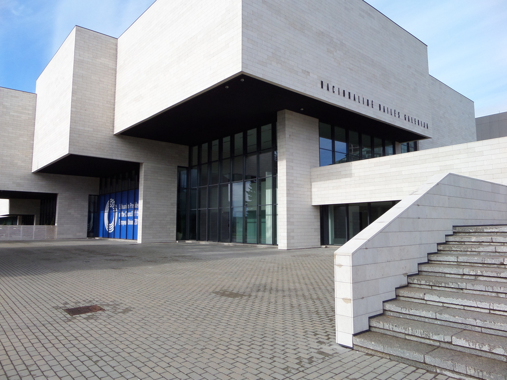 National Art Gallery of Lithuania and EU Presidency HQ