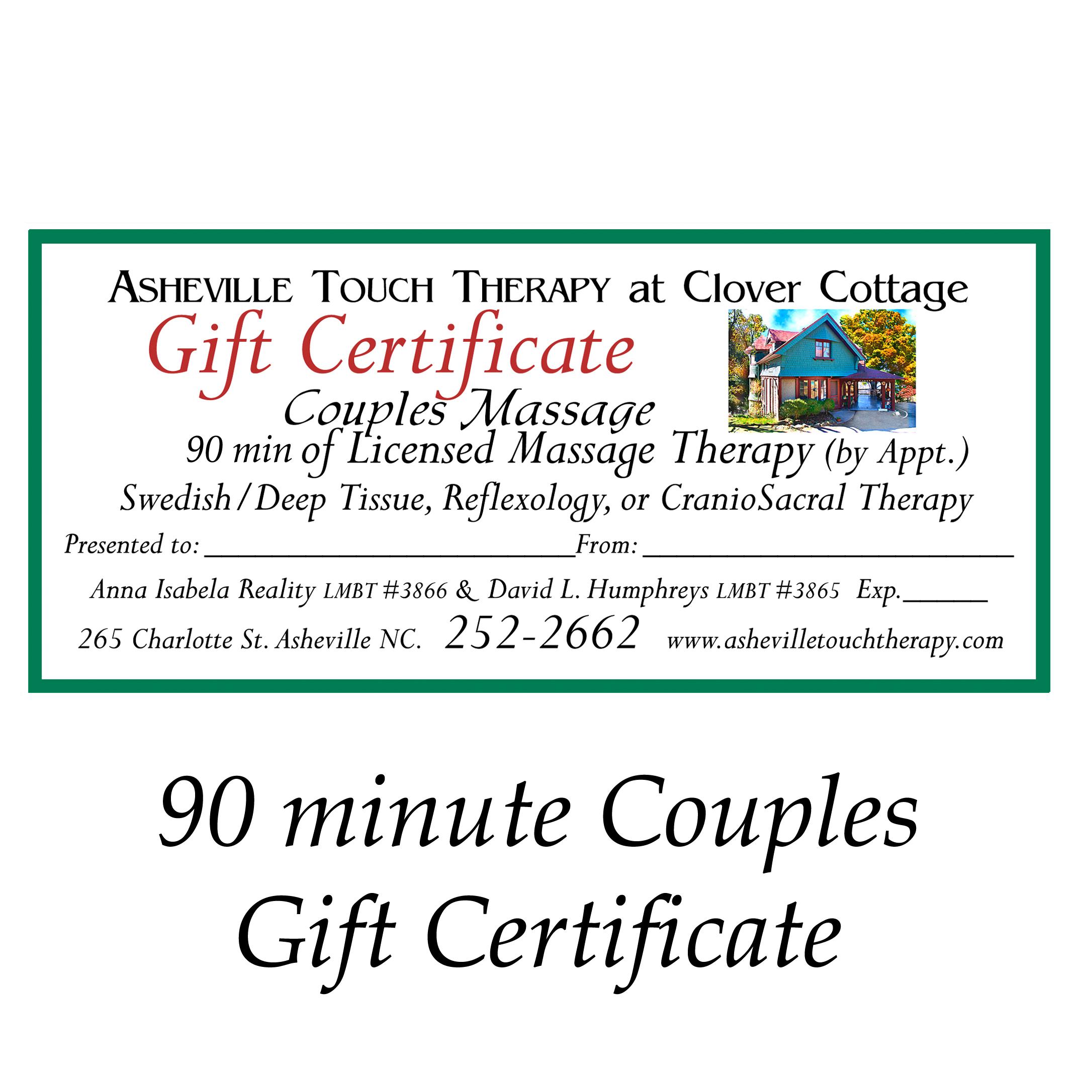 Couples Gift Certificate. 90mincgc.jpg