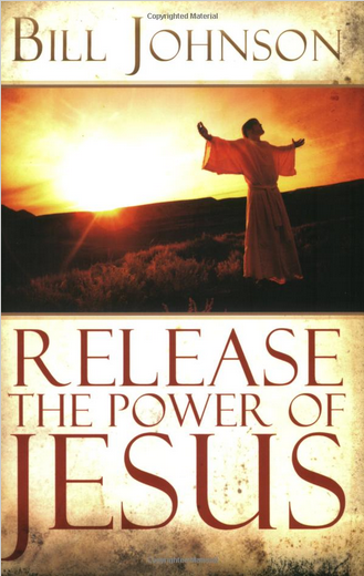 Books - Release the Power of Jesus.png