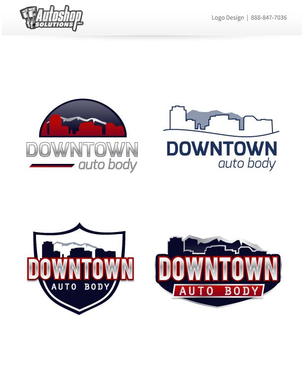 Downtown Auto Body - Phase 1
