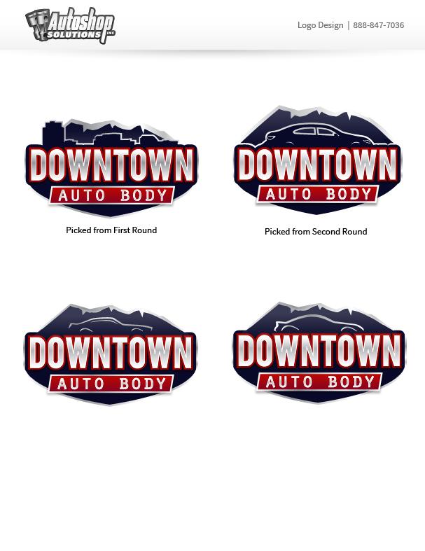 Downtown Auto Body - Phase 3