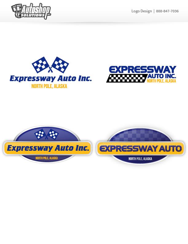 Expressway Auto Logo - Phase 1