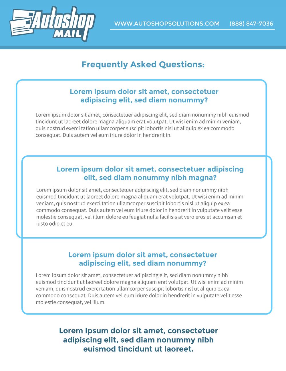 Autoshop Solutions Inc: Autoshop Mail PDF - Page 3