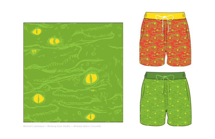 Brittanyupton_MichaelsSwimwear_WCS_Spr13_crocodile.jpg
