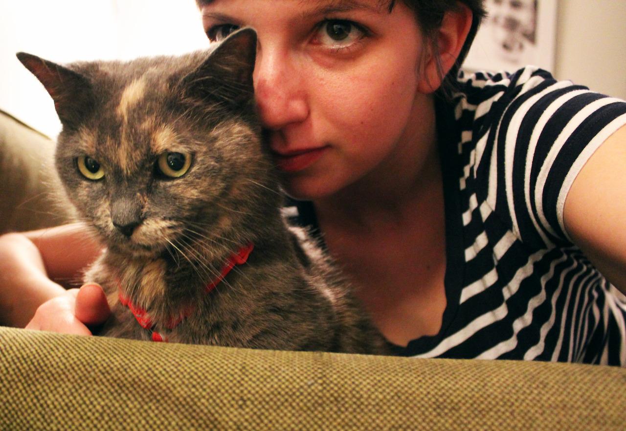 Ms. Meow-Meow Harleys